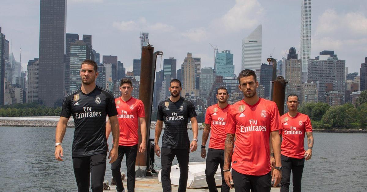 «Реал Мадрид» и Adidas представили новую форму из переработанного пластика.