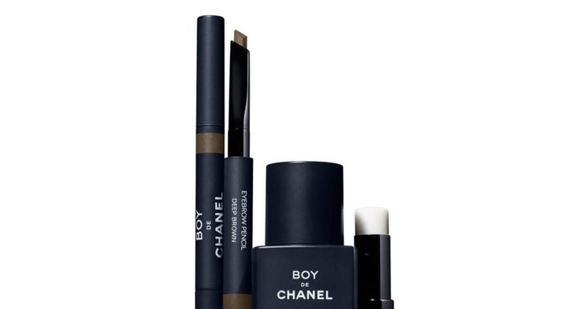 Chanel выпустила косметику для мужчин.