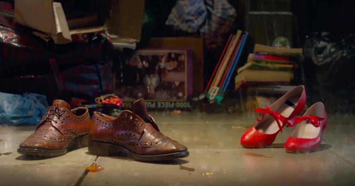 Две пары обуви месят тротуар-танцпол в ролике от BBC Creative.