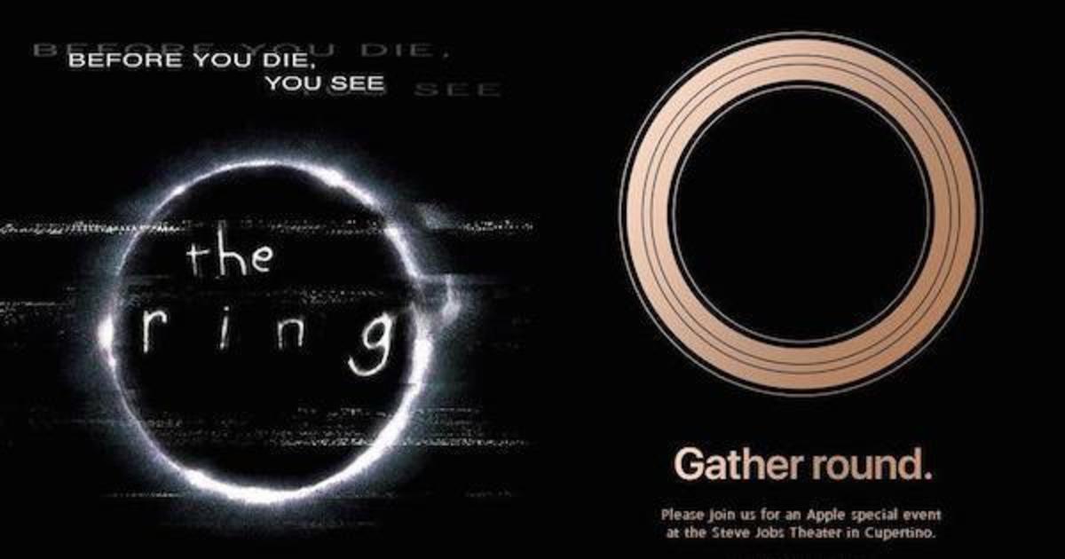 Пользователи отреагировали на приглашение Apple на ивент мемами.