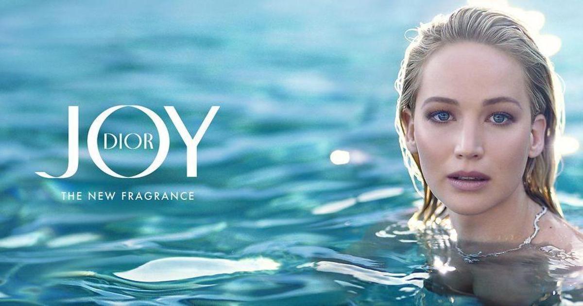 Dior снял мини-фильм с Дженнифер Лоуренс в честь аромата Joy.