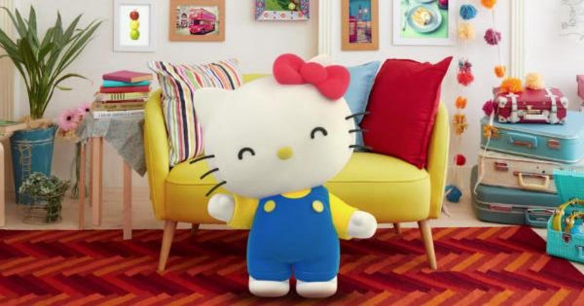Hello Kitty стала влогером и завела собственный YouTube канал.