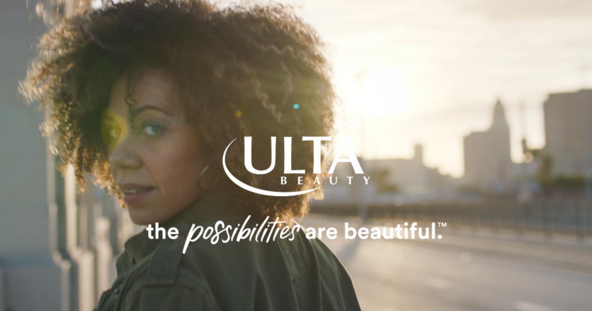 Сеть магазинов красоты подчеркнула красоту возможностей в новой кампании.