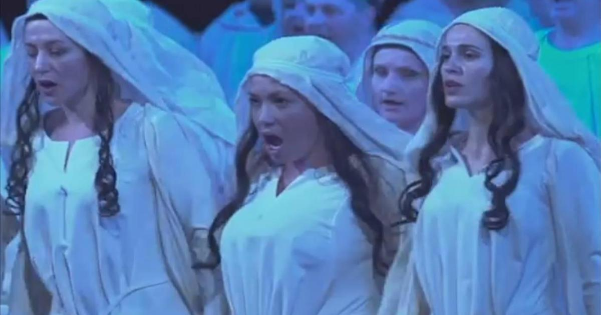 В Киеве прозвучала опера, которую никто не услышал.