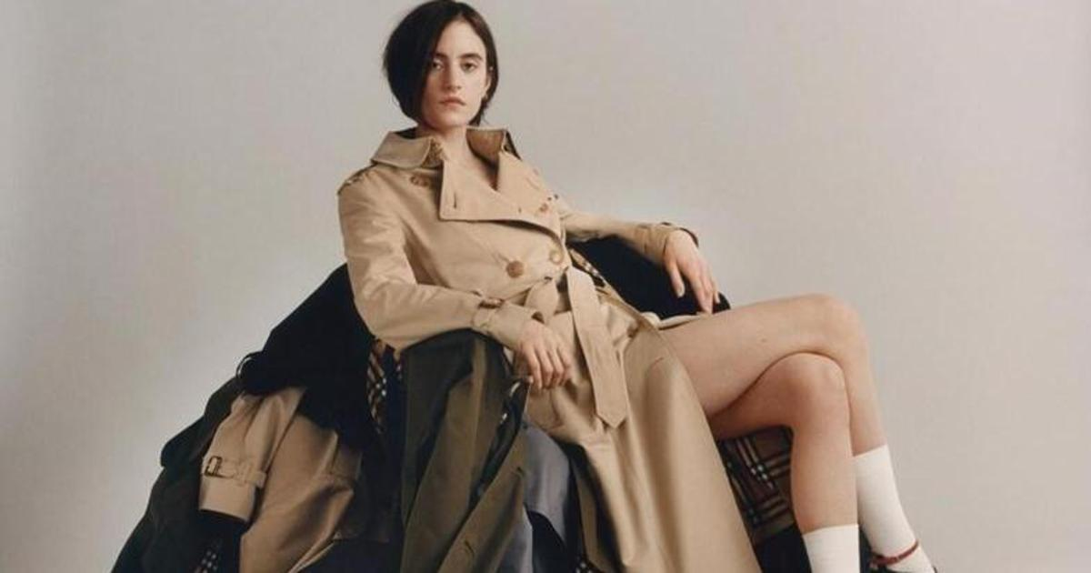 Burberry перестанет сжигать нераспроданные коллекции одежды.