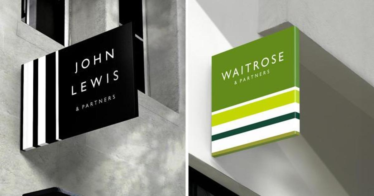 John Lewis и Waitrose обновили айдентику в рамках ребрендинга.