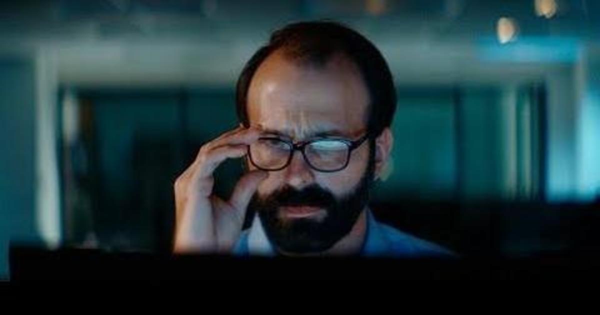 Банк выпустил триллер о человеке, нажавшем на баннерную рекламу.