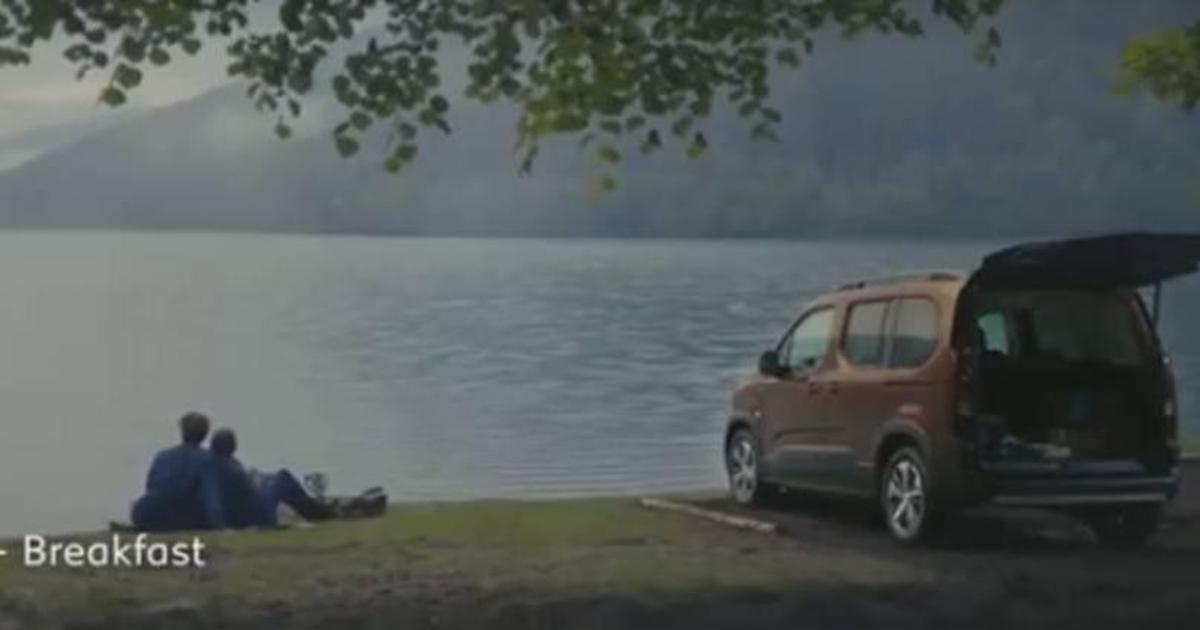 Новый ролик для Peugeot сняли в Карпатах.
