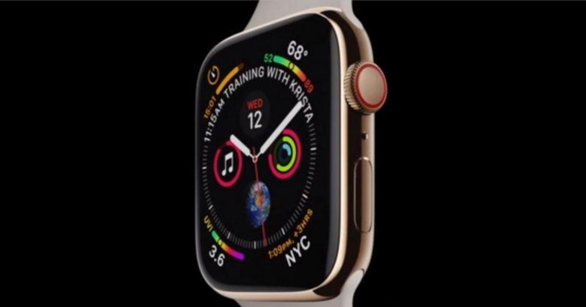 Apple представила обновленную линейку смартчасов.