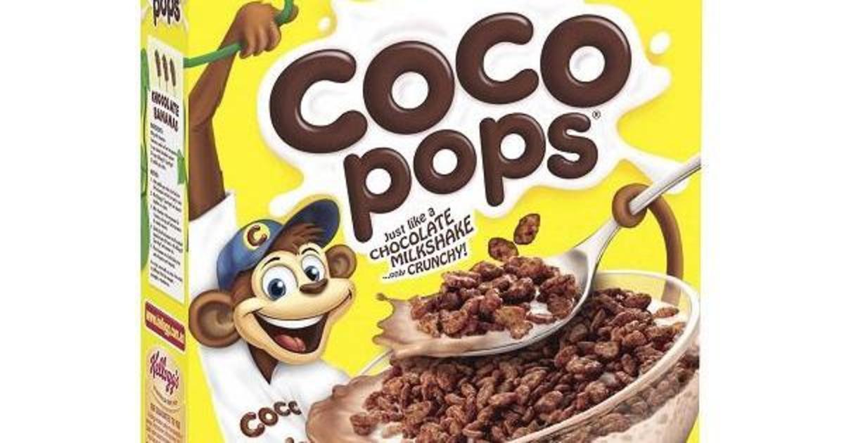 Kellogg's изменил слоган Coco Pops в ответ на просьбу 10-летней девочки.