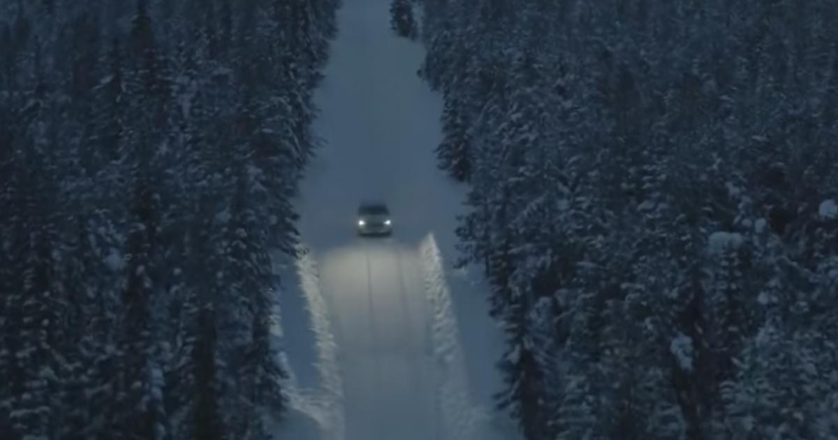 Audi показал свой первый электромобиль.