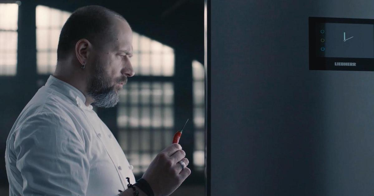 Первое проявление нормкор-маркетинга в Украине: ролик для Liebherr.
