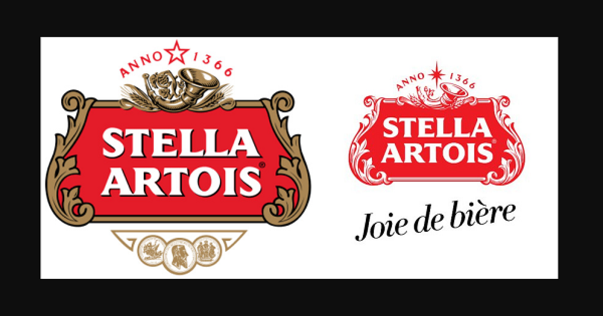 Stella Artois обновила лого и дизайн упаковки.