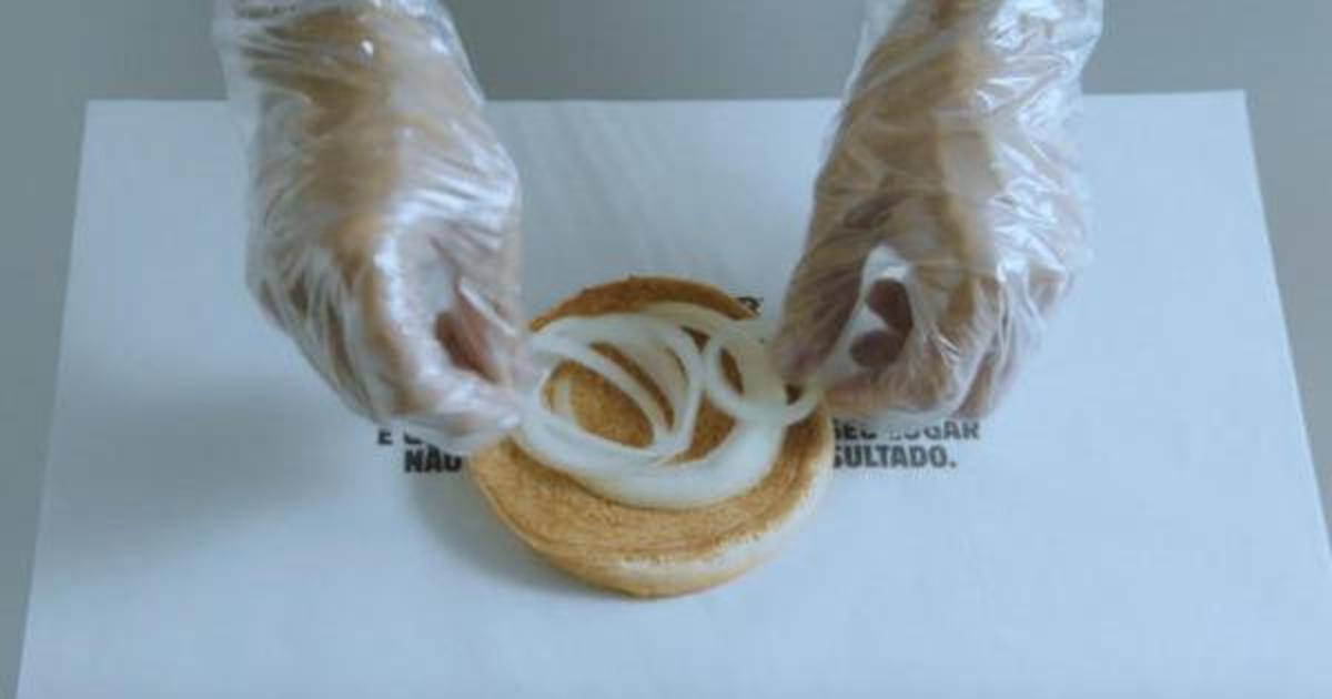 Burger King подал «пустые вопперы» в политической кампании.