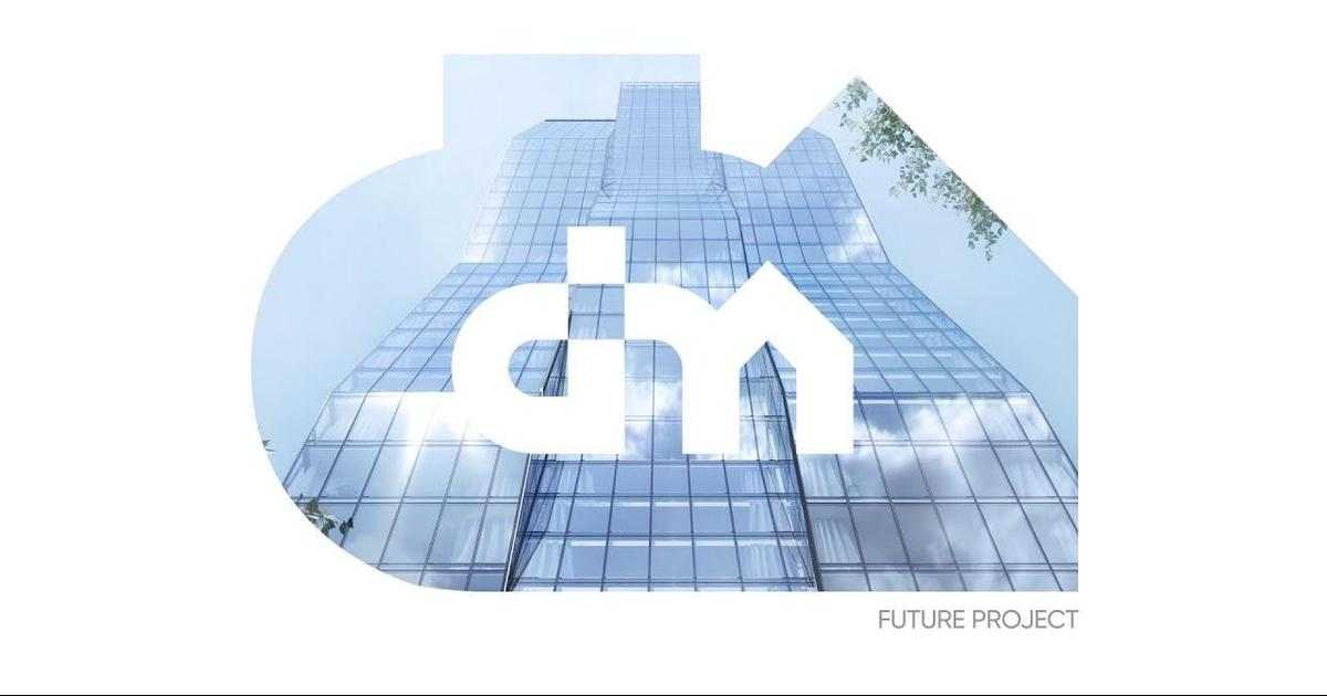 DIM group обновил бренд и представил новый логотип и стиль.