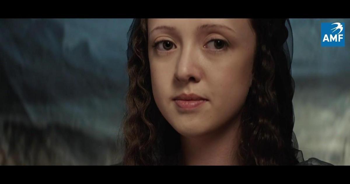 Юмористический ролик объяснил улыбку Мона Лизы.