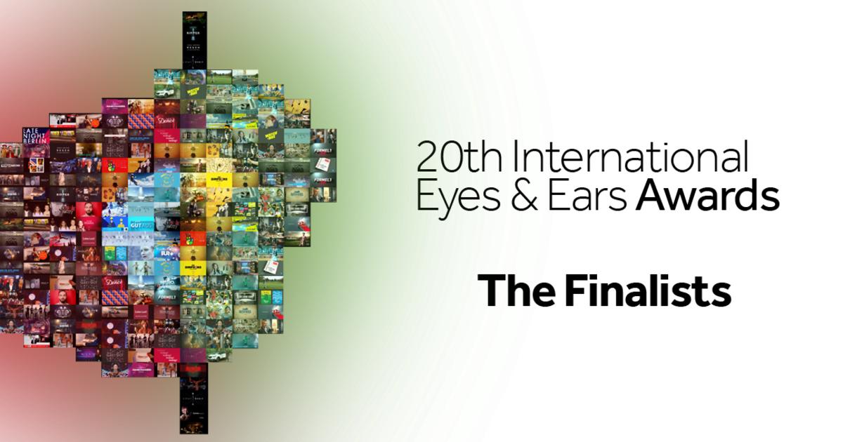 ICTV – в шорт-листе европейской премии в области промо и дизайна.