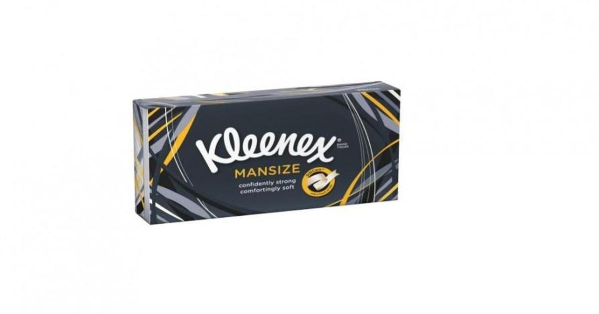 Kleenex изменил название своего продукта ради гендерного равенства.