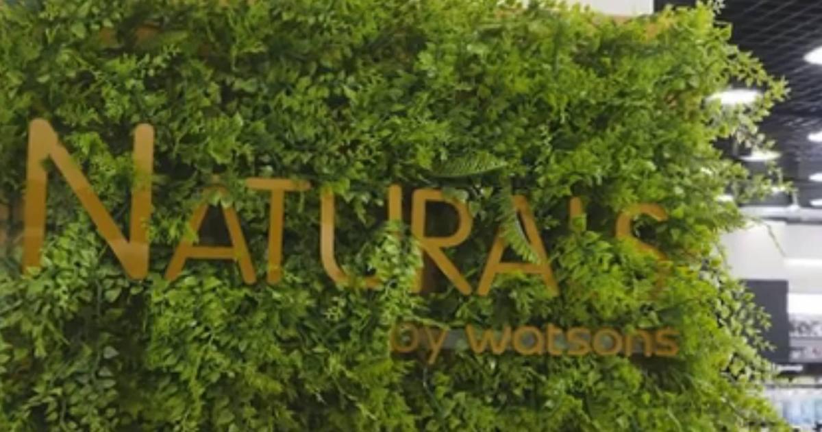 Watsons откроет магазин нового формата beauty.