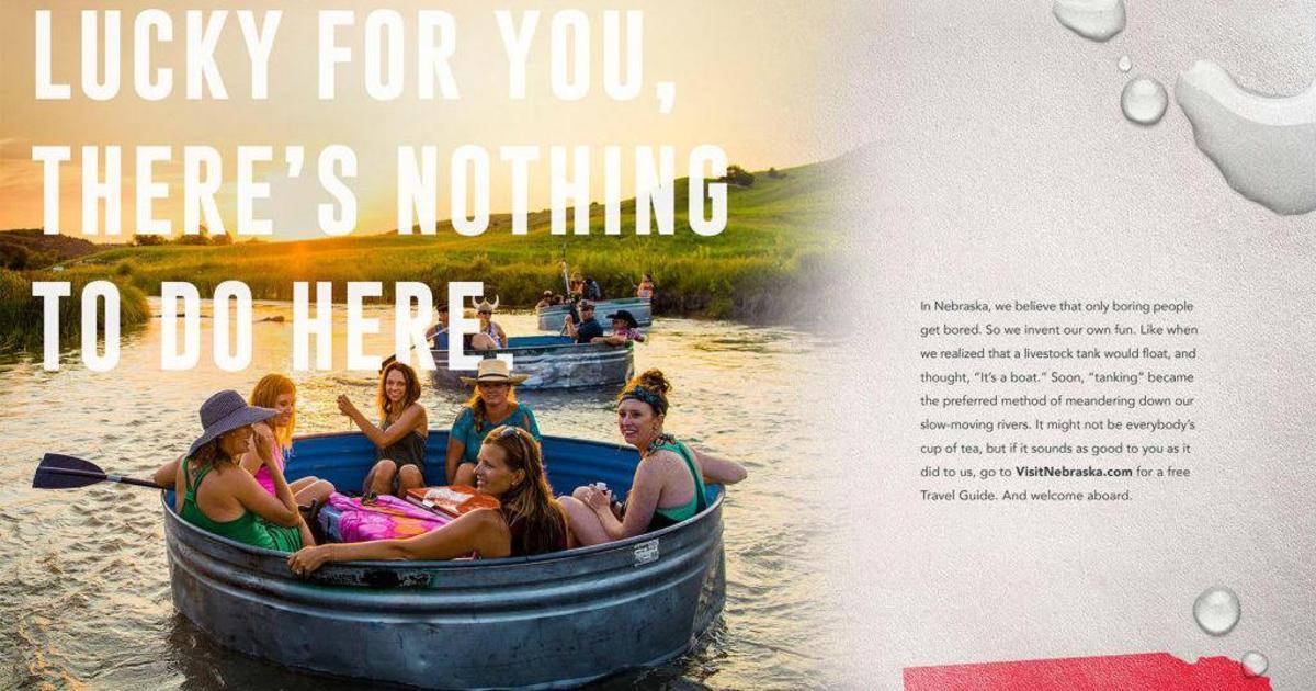«Честно, это не для всех»: нескучная туристическая кампания Небраски.