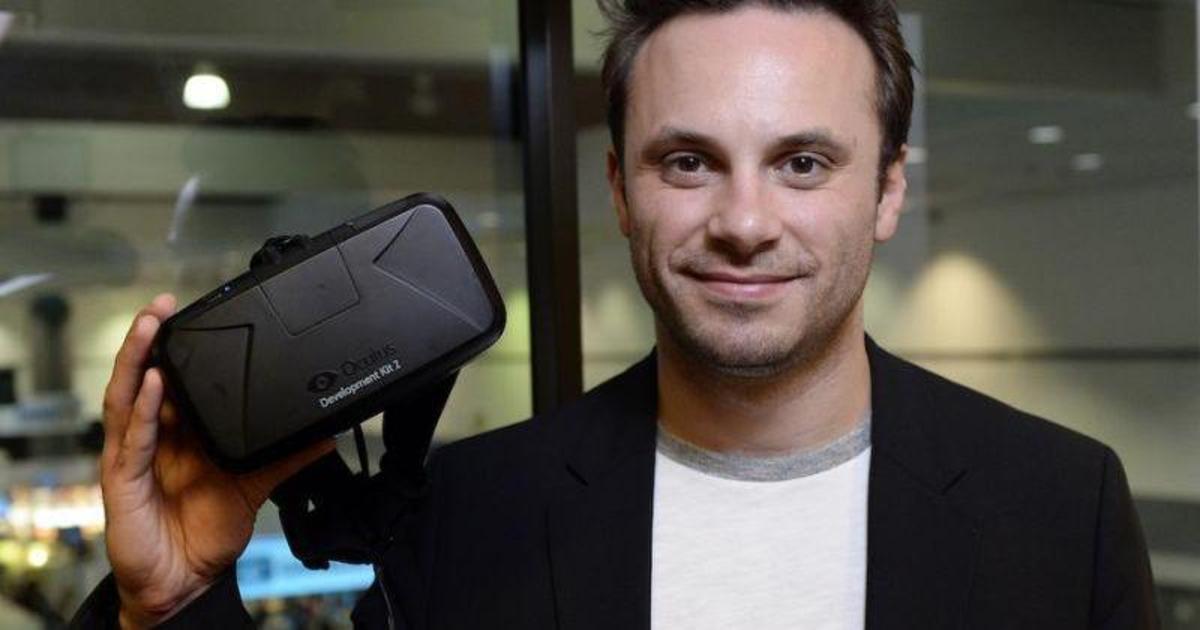 Сооснователь Oculus Брендан Айриб ушел из компании.