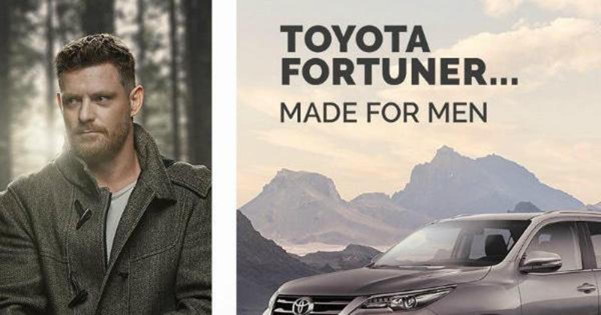 Новую кампанию Toyota обвинили в сексизме.