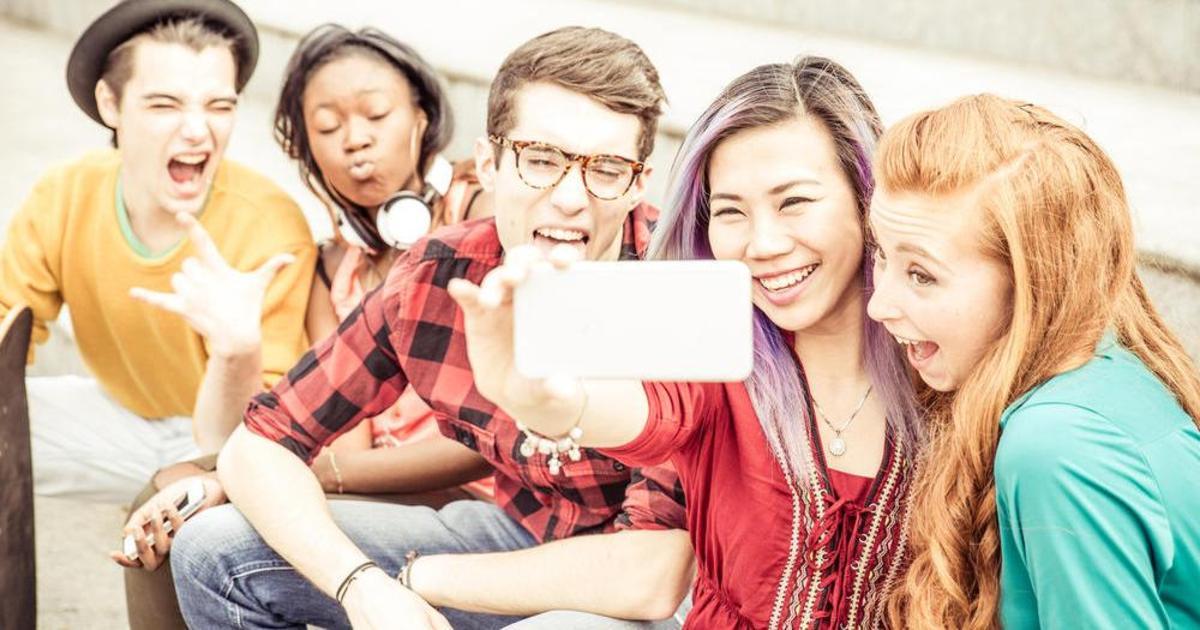 Поколение Z выбирает социальные сети для совершения покупок.