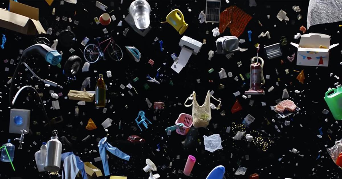 Ролик WWF показал, какой урон Земле принесло человечество.