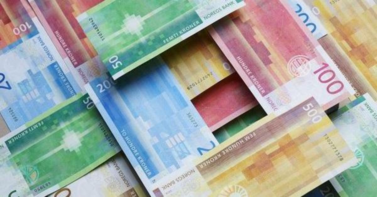 В Норвегии провели редизайн национальной банкноты.