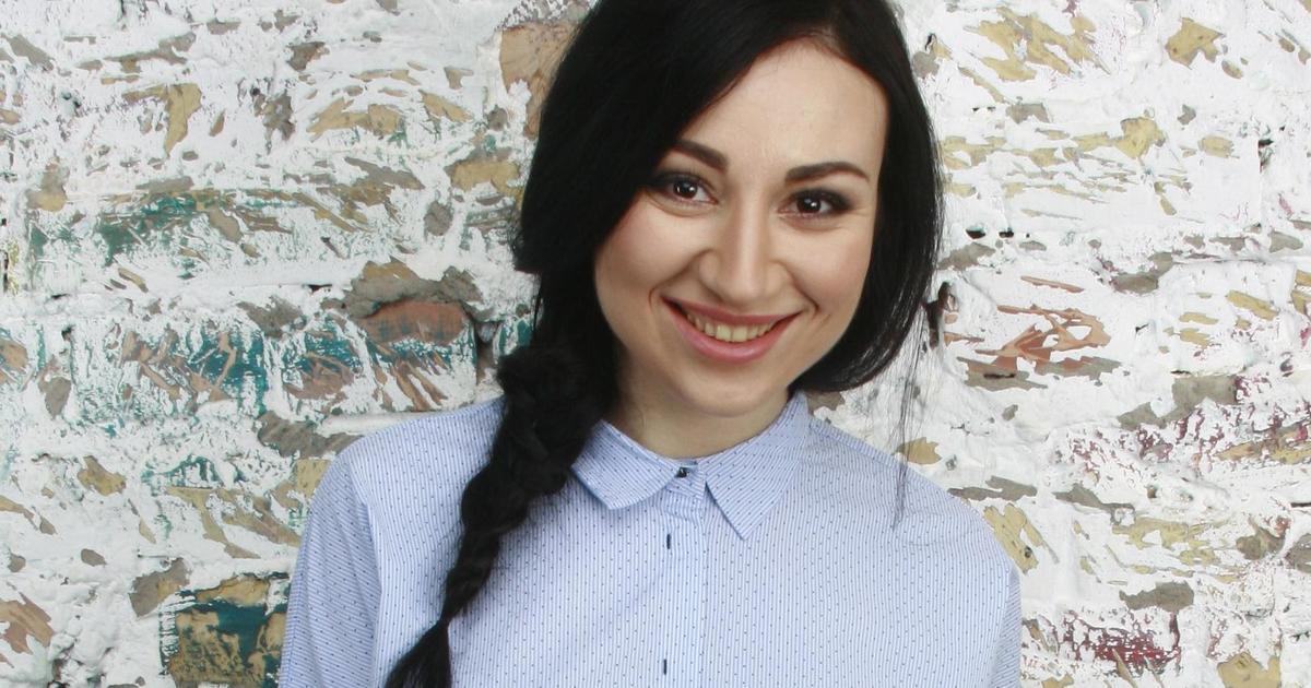 Дарья Калинина заняла должность главного редактора сайта beauty.ua.