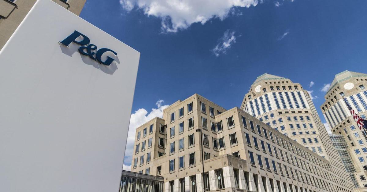 P&G реорганизовала структуру компании, сократив количество подразделений.
