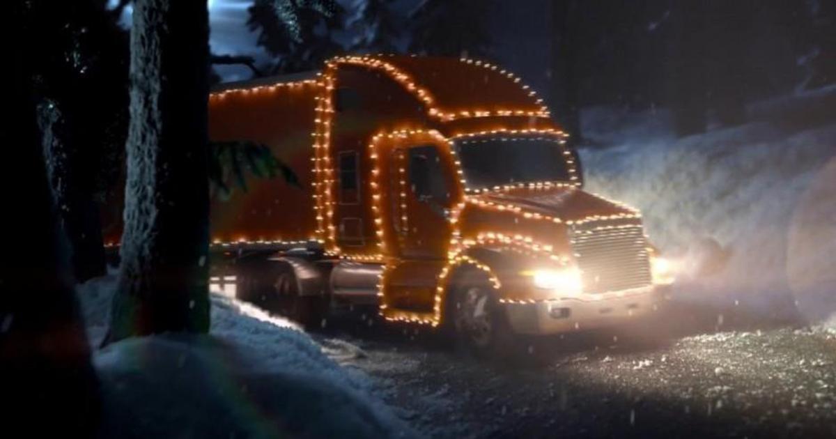 Aldi выпустила пародию на рождественский ролик Coca-Cola.