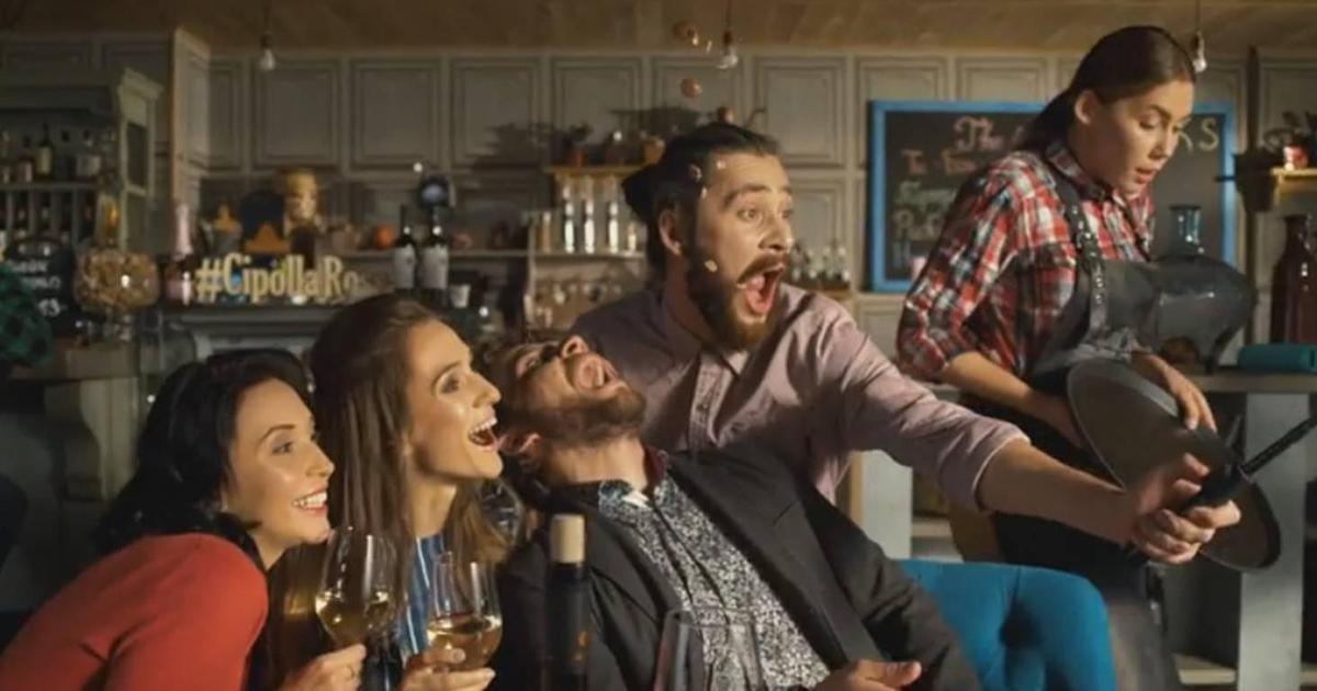 В рекламе украинского бренда Bolgrad разрушили винно-снобские правила.