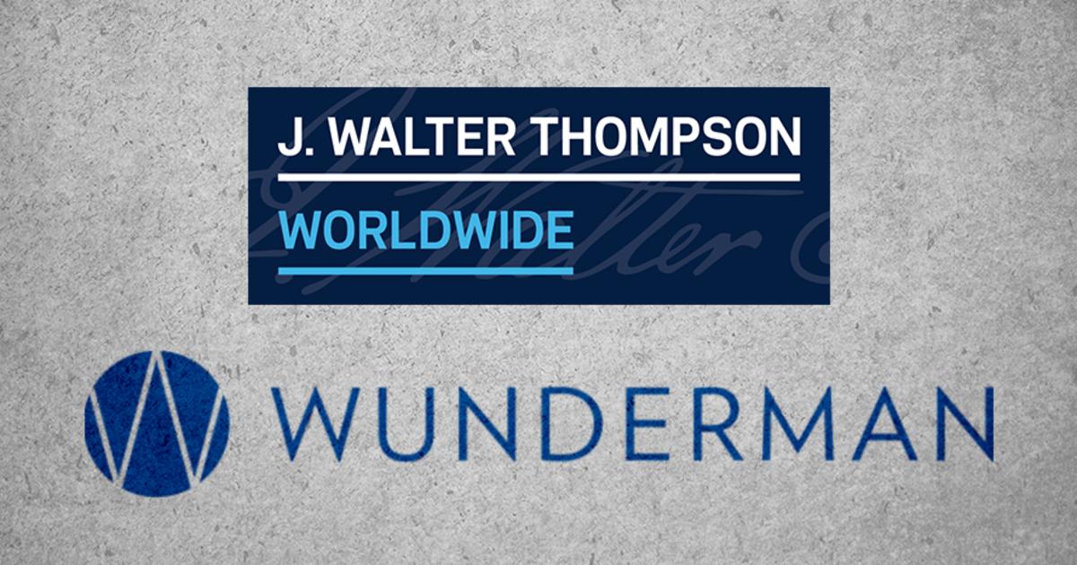 WPP объединит JWT и Wunderman в одно агентство