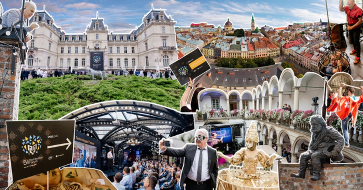 Украина впервые победила на международном конкурсе ивентов BEA World.