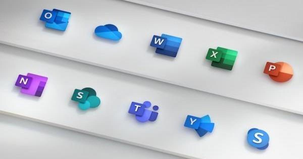 Смелее, легче и дружелюбнее: Microsoft обновил иконки Office.