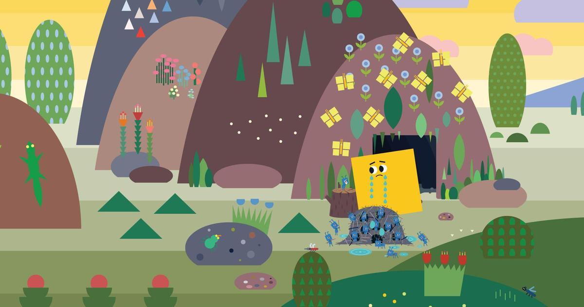 Герои волшебного мира канала Плюсплюс появились на страницах школьного учебника.