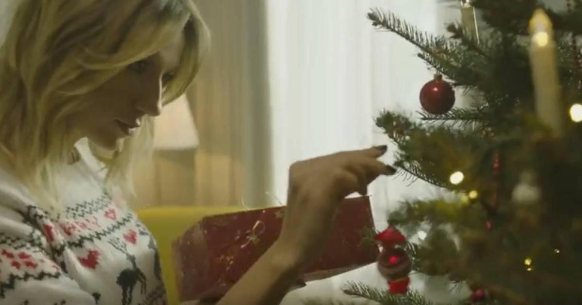 Леся Никитюк совершила маленькое чудо в новогодней кампании АЛЛО.