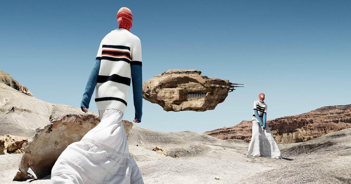 Calvin Klein попрощался с рекламой в печатных СМИ.