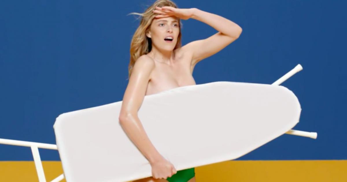 Carte Noire поиграл с названиями женской груди в социальной рекламе.