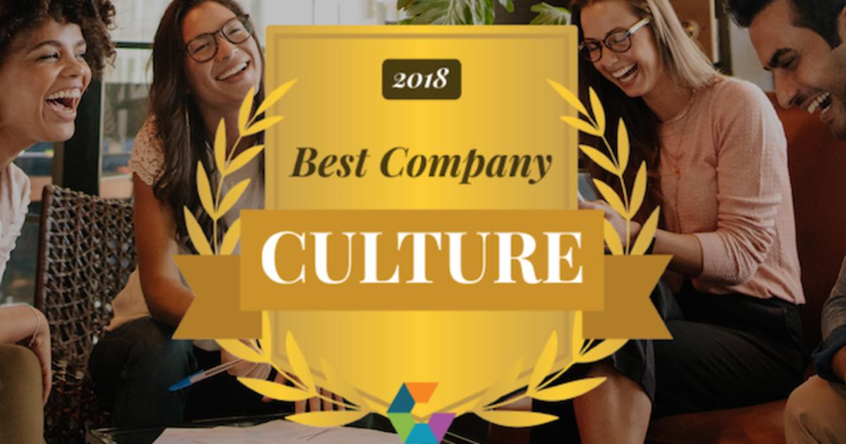 Comparably назвала рейтинг компаний с лучшей корпоративной культурой.