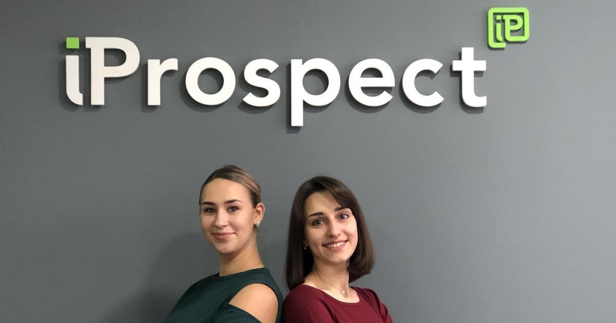iProspect Ukraine усиливает Client Service и Business Development.