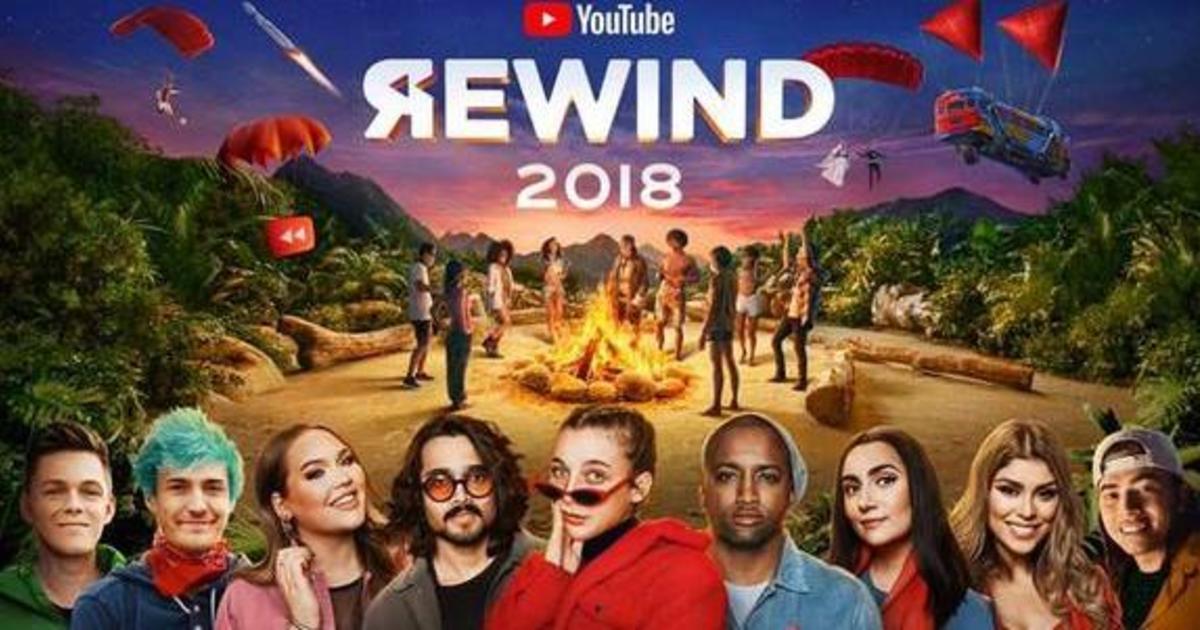 YouTube Rewind 2018 стало новым рекордсменом по дислайкам.