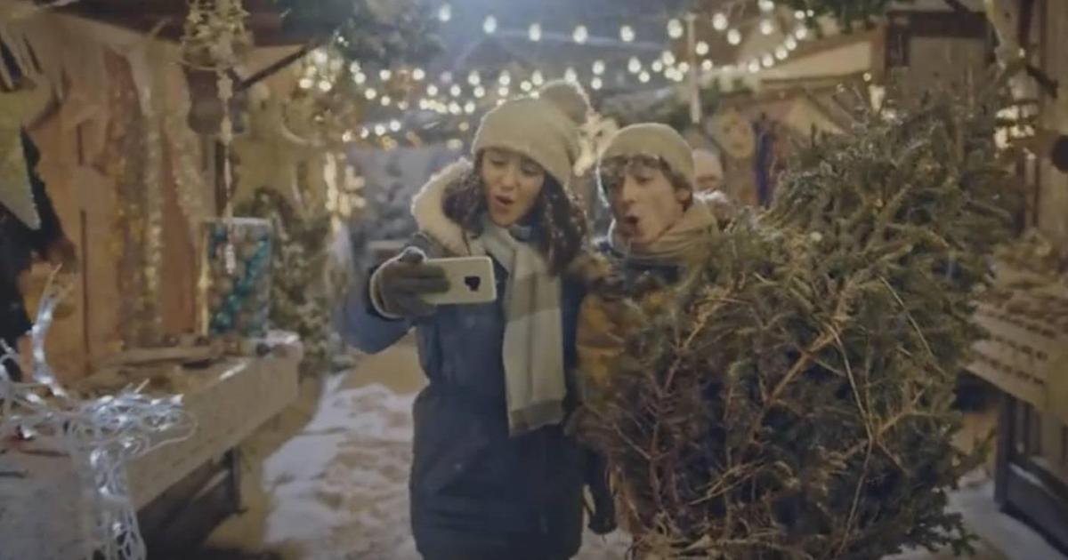 «Киевстар» спел щедривку в новогоднем ролике.