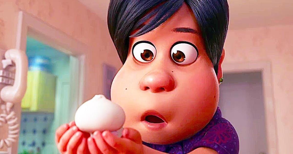 Pixar разместил на YouTube номинированную на «Оскар» короткометражку.