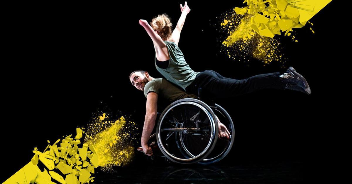 British Council представила айдентику программы для людей с инвалидностью в искусстве.