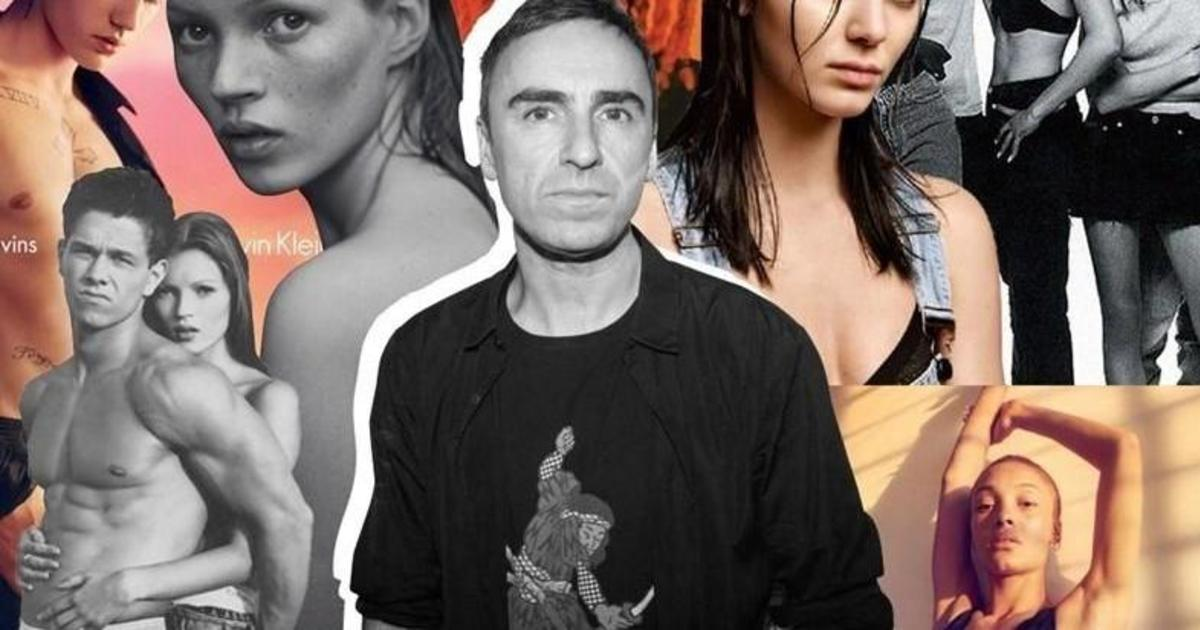 Креативный директор Calvin Klein Раф Симонс покидает компанию.
