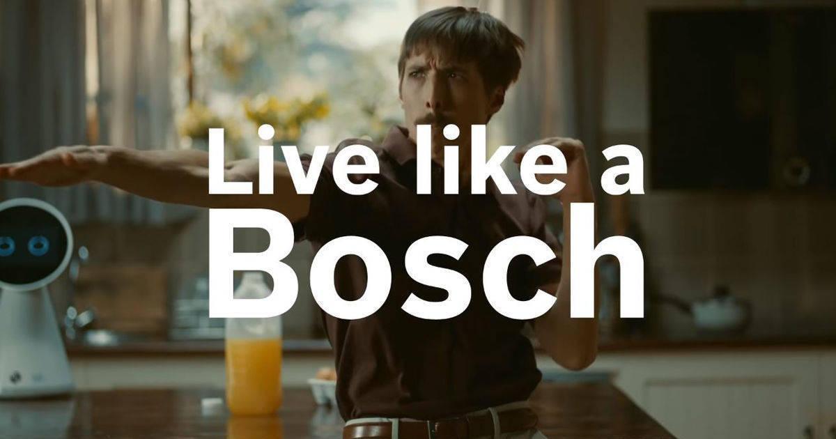 #LikeABosch: Компания Bosch использовала известный мем для рекламы интернета вещей.