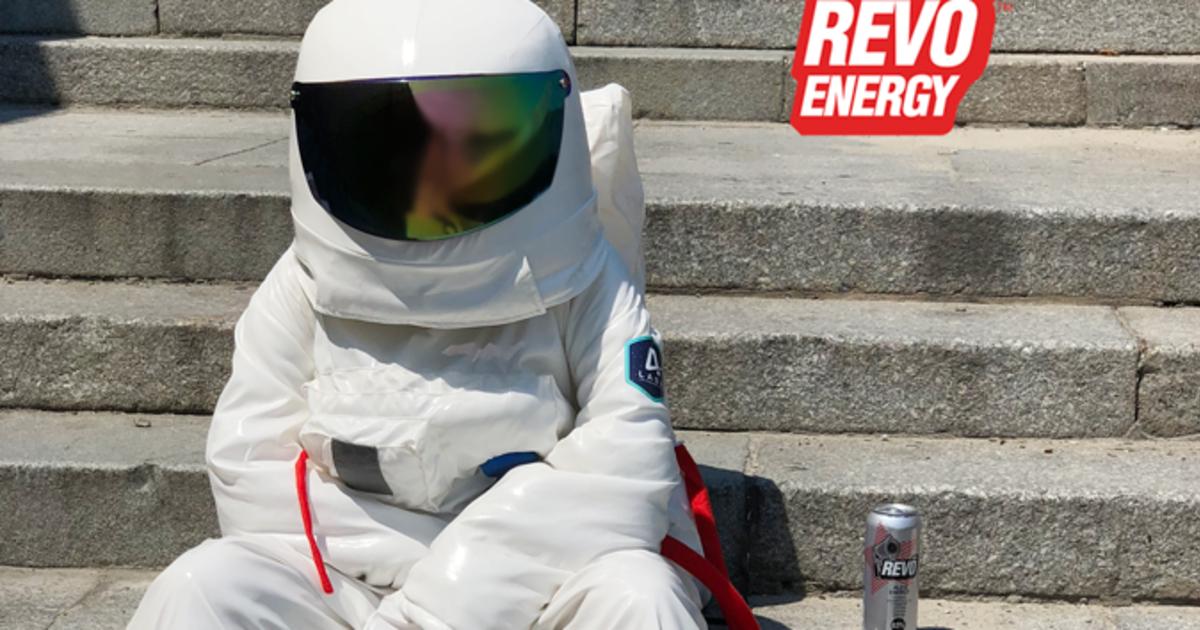 Instagram-сериал помог поднять продажи энергетика REVO™ больше чем на треть.