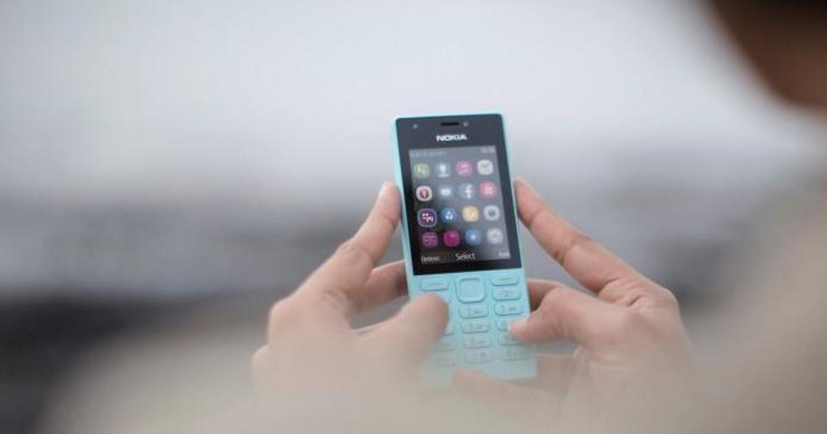 Исследование: украинцы теряют интерес к кнопочным телефонам.